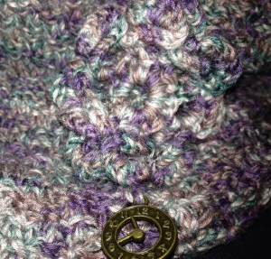 Moebius ring cowl