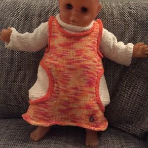 Orange Cheer dress